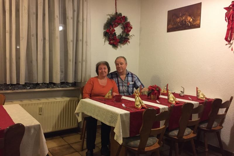 Gabi und Milan