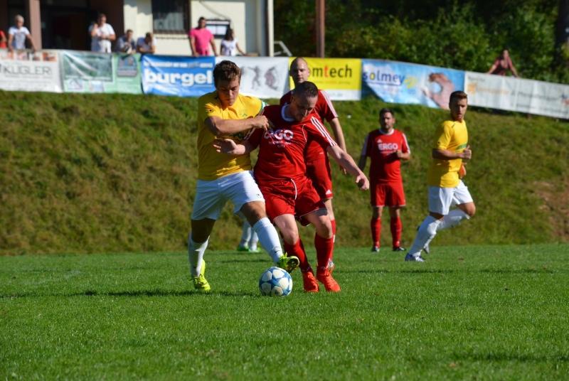 Erkämpfte mit der Ersten Mannschaft ein Unentschieden: Benedikt Csauth